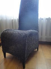 Плетенная мебель,  Ротанговый обеденный комплект
